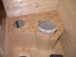 montáž záchodu