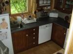kuchyně s myčkou na nádobí