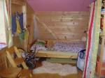 polovina dětského pokoje