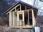 ukončení obkladu a oplechování střechy ve štítové části
