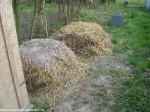 3. fáze odpadu kompostování, no nebo spíš vršení na hromadu